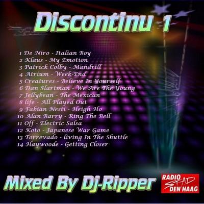 Discontinu Mix 001