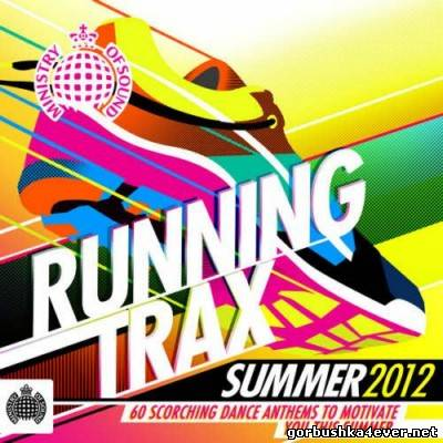 Ministry Of Sound - Running Trax Summer 2012 / 3xCD