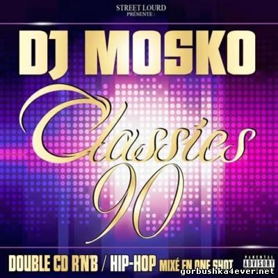 DJ Mosko - Classics 90 Mix [2012] / 2xCD