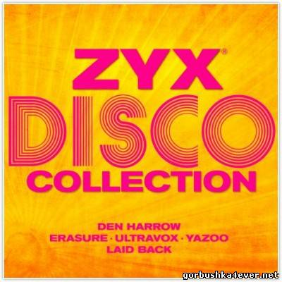 ZYX Disco Collection [2012] / 2xCD