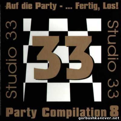Studio 33 - Party Compilation vol 08 [2001]