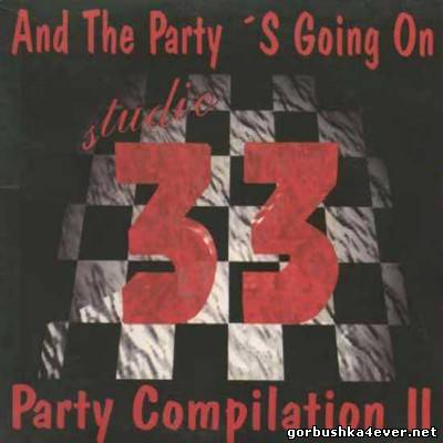 Studio 33 - Party Compilation vol 02 [1996]