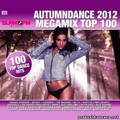 Autumndance 2012 Megamix Top 100 / 3xCD