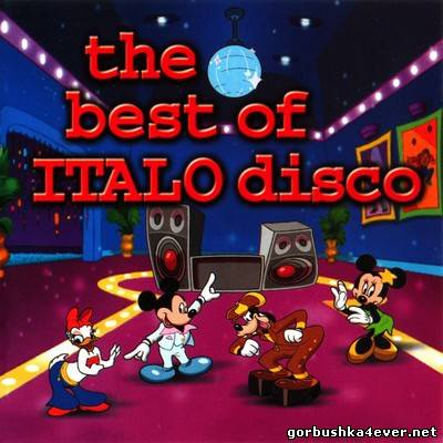 VA - The Best Of Italo Disco (by Shock Music) / 2xCD