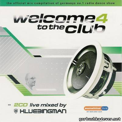 DJ Klubbingman - Welcome to the Club vol 04 / 2xCD
