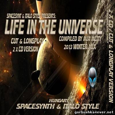 Life In The Universe Mix [2012]