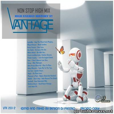 Vantage Mix - High Energy History Mix 27