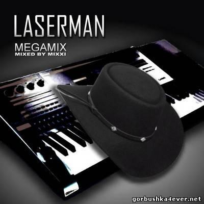Laserman - Hit Mix Megamix [2012]