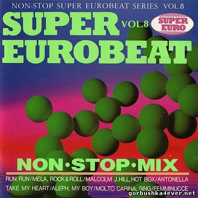 [Non-Stop Super Eurobeat Series] Beat Freak Super Eurobeat vol 08 [1990]