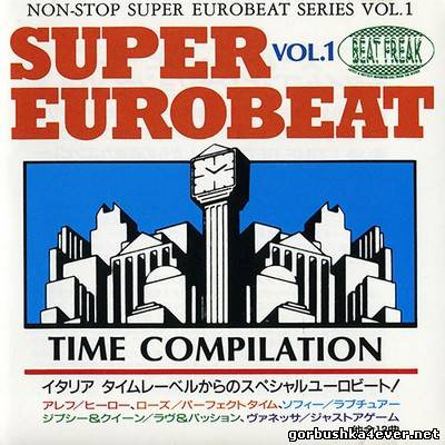 [Non-Stop Super Eurobeat Series] Beat Freak Super Eurobeat vol 01 [1990]